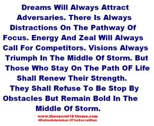 Steadfastness